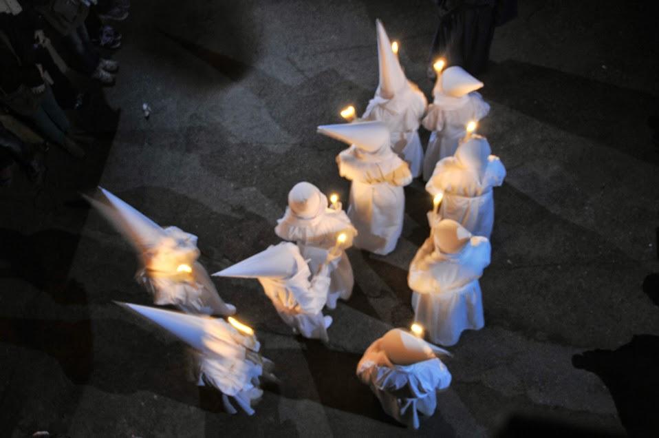 Processó de Setmana Santa a Verges