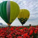 Vol en globus a l'Empordà